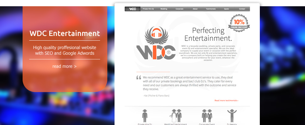 WDC Website Design