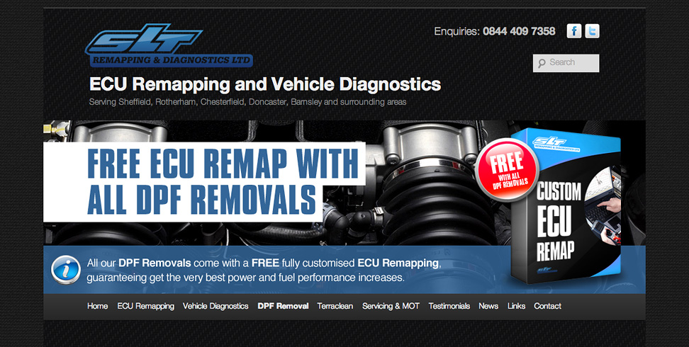 SLT Remapping